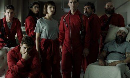 LA CASA DE PAPEL | A segunda parte chegou na Netflix e o Brasil parou!