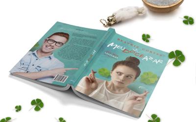 MEU DOCE AZAR | Autógrafos e diversão no lançamento do livro!