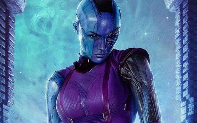 GUERRA INFINITA   Tudo sobre Nebulosa e sua conexão com Thanos!