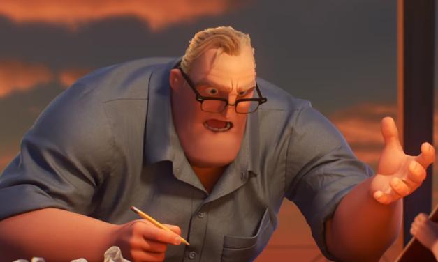 OS INCRÍVEIS 2 | Como prometido, novo trailer é lançado pela Pixar!