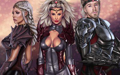 GAME OF THRONES | Saiba quem é Rhaenys Targaryen!