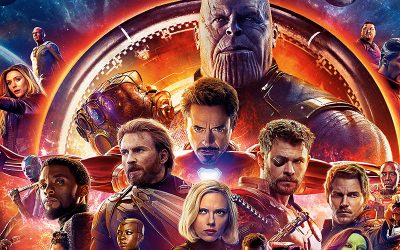 GUERRA INFINITA   Luta contra Thanos em novos cartazes!