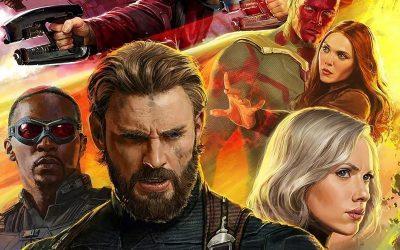 GUERRA INFINITA | Quem é você no novo filme dos Vingadores da Marvel?