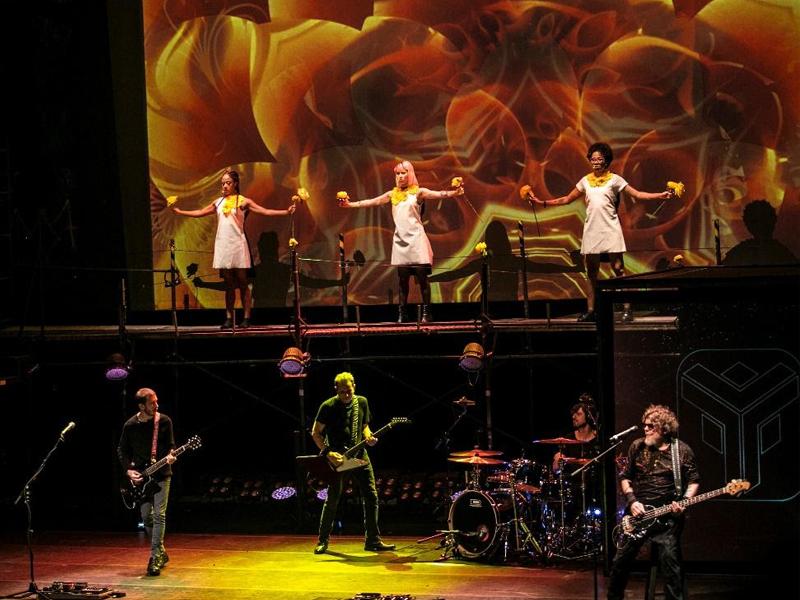 """TITÃS   Banda fará show para gravação do DVD da ópera-rock """"Doze Flores Amarelas""""!"""