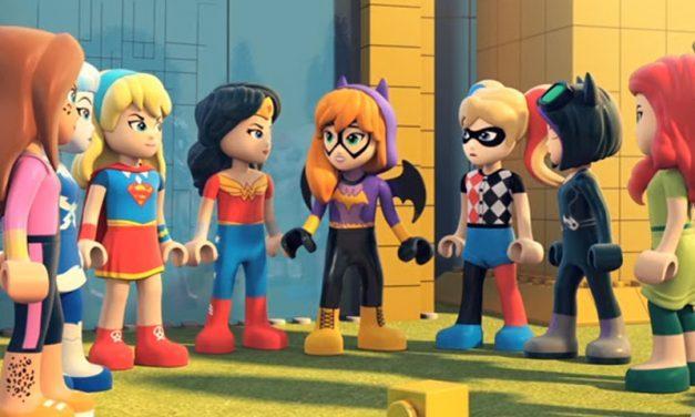SUPERHERO GIRLS   A animação da Escola de Supervilãs está disponível!