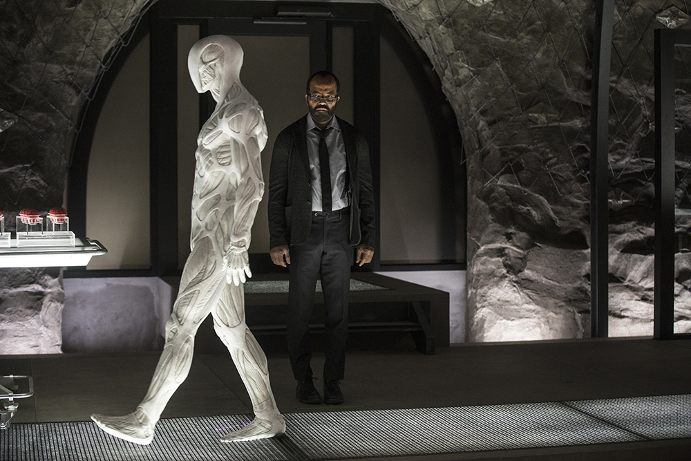 Jeffrey Wright (interpreta Bernard Lowe)_CRÉDITOS_JOHN_P_JOHNSON