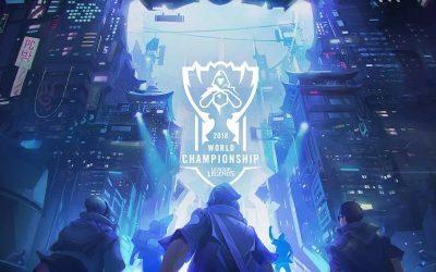 GAMERS | O Campeonato Mundial da LoL 2018 está confirmado!