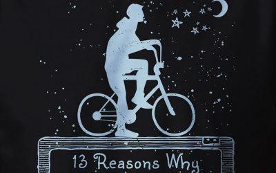 13 REASONS WHY   Entenda o significado dos desenhos na abertura!
