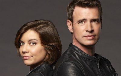 WHISKEY CAVALIER   Lauren Cohan e Tyler James Williams em uma mesma série!