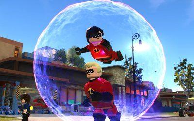 OS INCRÍVEIS | A cidade corre perigo em jogo Lego da franquia!