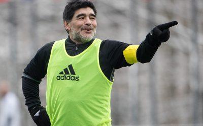 MARADONA | Amazon anuncia série sobre o jogador de futebol!