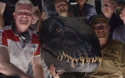 JURASSIC WORLD | Dinossauros quase reais no novo filme!