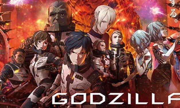 GODZILLA | City on the Edge of Battle ganha seu primeiro trailer!