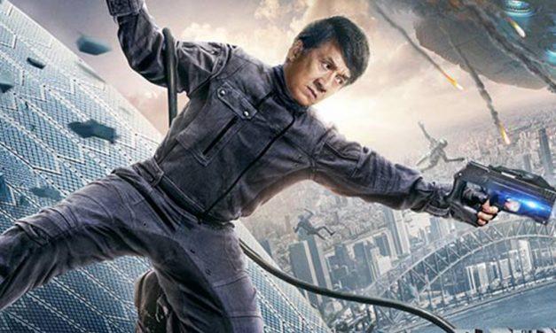 BLEEDING STEEL   Jackie Chan está de volta pelo coração de sua filha!