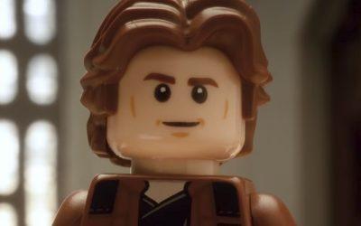 HAN SOLO | Confira o trailer do filme em uma versão de Lego!