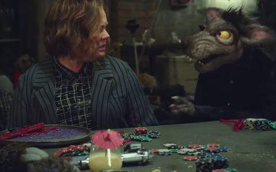 THE HAPPYTIME MURDERS | Uma versão sombria dos Muppets com Melissa Mccarthy!
