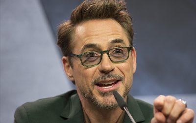GUERRA INFINITA | Robert Downey Jr. posta vídeo dos bastidores!
