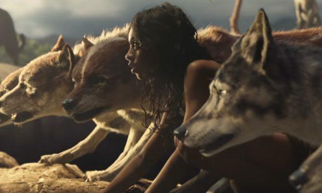 MOGLI   Trailer de O Livro da Selva traz efeitos incríveis pras telonas!