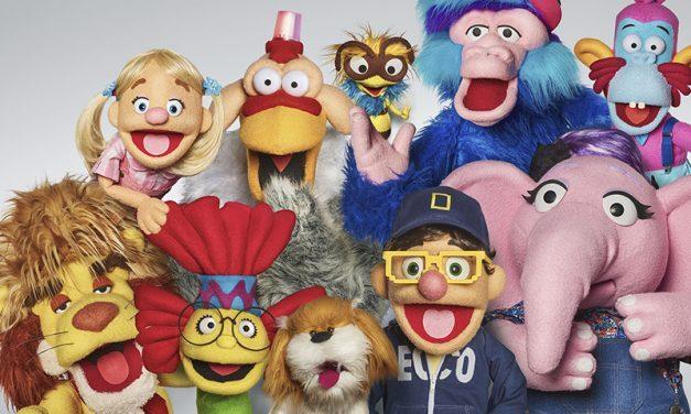 OPA POPA DUPA | Os fantoches estão de volta a moda no novo show do Nat Geo Kids!