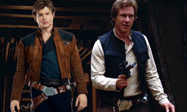 HAN SOLO | Só o Harrison Ford é o verdadeiro pirata espacial!