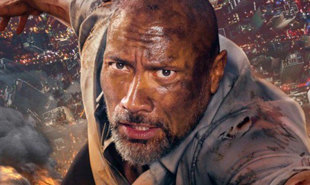 ARRANHA-CÉU | Coragem Sem Limite, muita ação em novo trailer com The Rock!