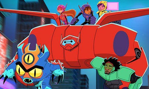 BIG HERO 6 | Muitas aventuras com Baymax no trailer do desenho!