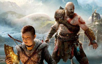 GOD OF WAR | O deus da guerra chegou na mitologia nórdica! (RDC)