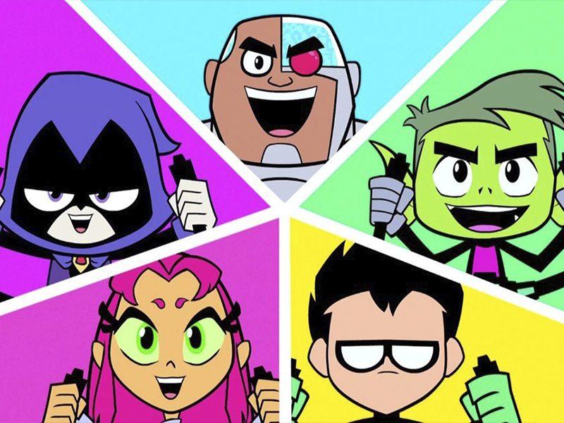 OS JOVENS TITÃS EM AÇÃO   Trailer oficial do filme mais animado e divertido da DC!