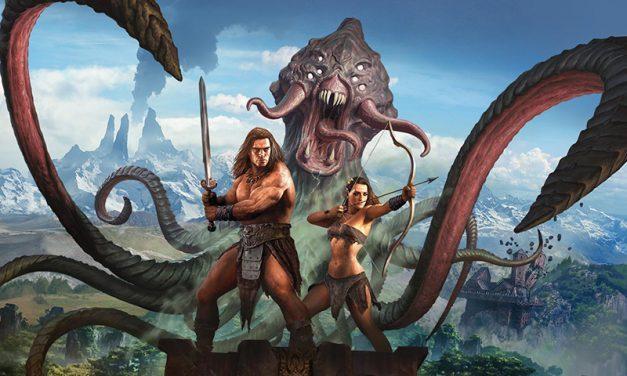 CONAN EXILE | O jogo finalmente está de volta com novos territórios!