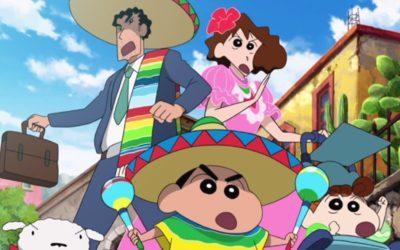 SEIS MANOS   Netflix anuncia Seis Manos, um anime sobre o México!