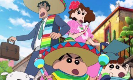 SEIS MANOS | Netflix anuncia Seis Manos, um anime sobre o México!