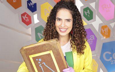 NAT GEO LAB | A Youtuber Paula Stephania vai ajudar as crianças a serem cientistas!