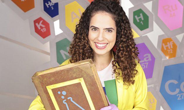 NAT GEO LAB | A Youtuber brasileira Paula Stephania vai ajudar as crianças a serem cientistas!