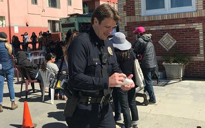 THE ROOKIE   Nathan Fillion, de Castle, é o novo recruta da polícia!