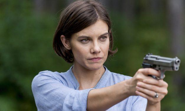 THE WALKING DEAD   Rick e Maggie meteram o pé, e agora?