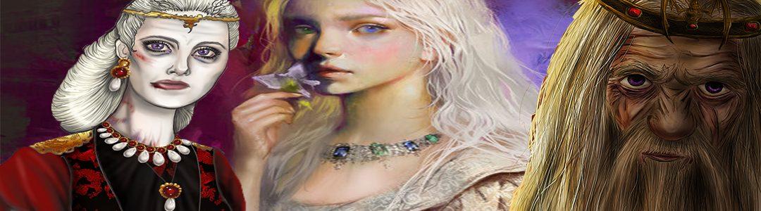 Game Of Thrones Perfil De Personagem Viserys Targaryen O Rei Pedinte Coxinha Nerd