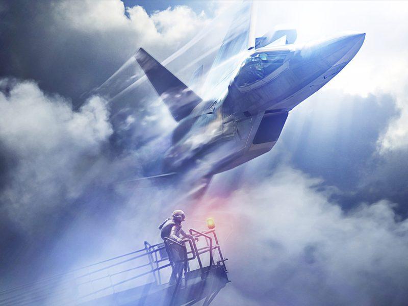 ACE COMBAT 7 | Muita ação e perigo no novo jogo de aviões caças!