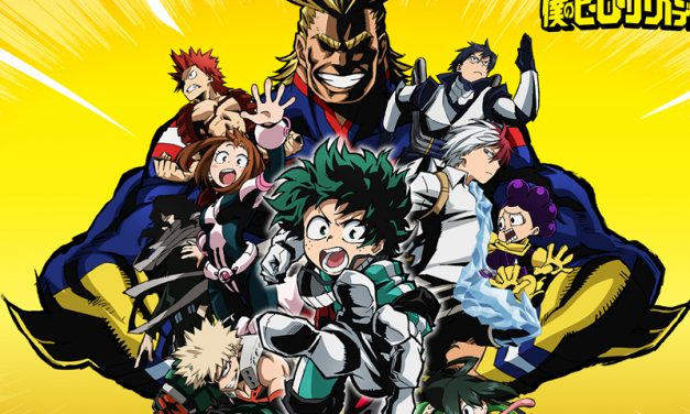 BOKU NO HERO ACADEMIA | Primeiro trailer do filme mostra All Might no início de carreira!