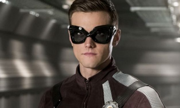 THE FLASH |  Hartley Sawyer está no elenco fixo da próxima temporada da série!