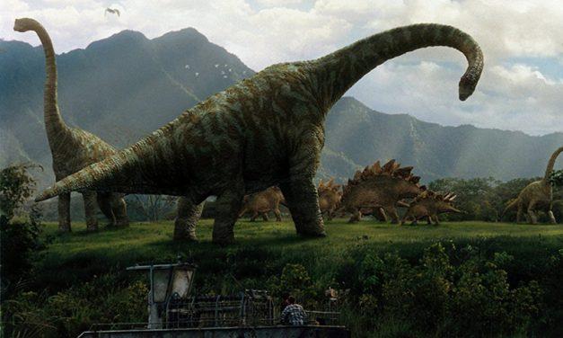 TELECINE | Seja bem vindo ao mês jurássico, comemorando os 25 anos de Jurassic Park!