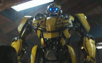 BUMBLEBEE | Confira o primeiro trailer oficial do spin-off de Transformers!
