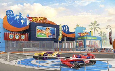 BETO CARRERO | Parque temático do Hot Wheels está prestes a abrir!