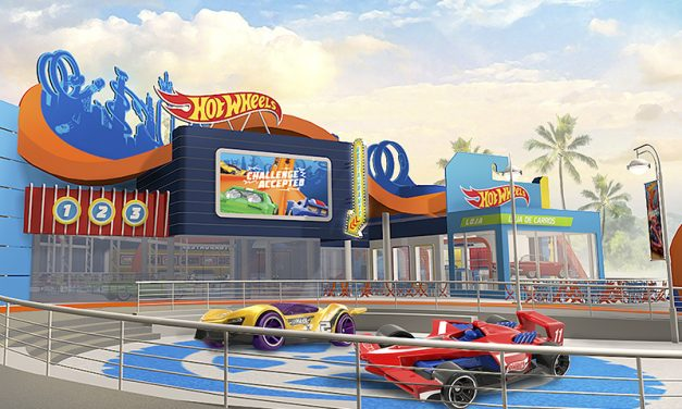 BETO CARRERO | Hot Wheels vai ser o tema do mais novo setor do parque!