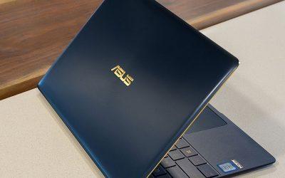 ASUS | Novos notebooks da marca são anunciados!