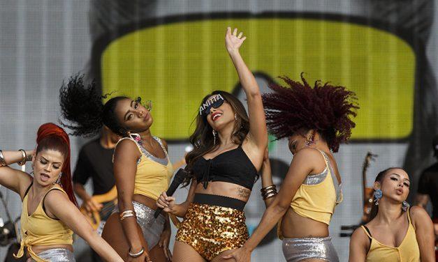 ANITTA | Cantora vira sucesso mundial no Instagram durante o Rock in Rio Lisboa!