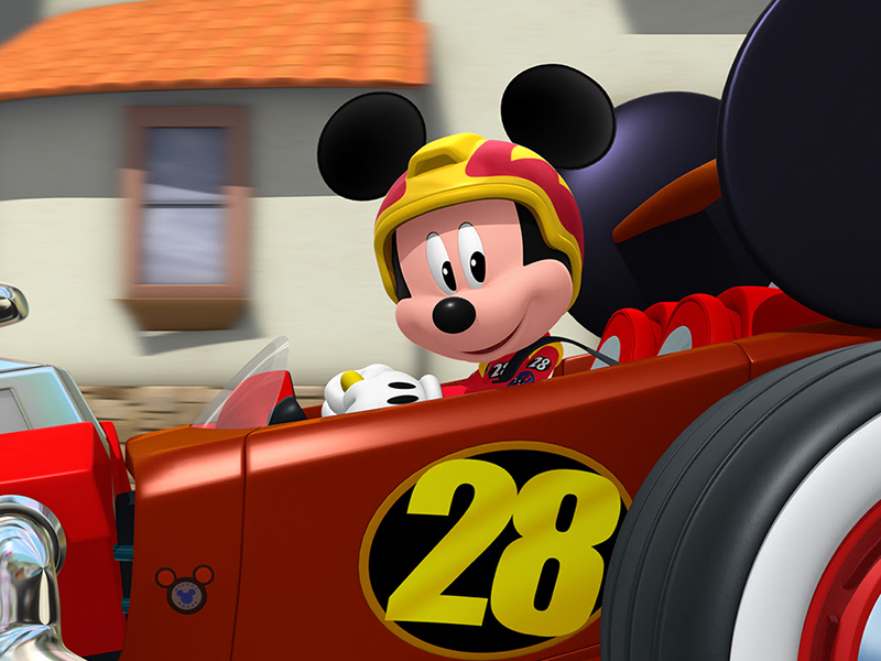 MICKEY   Com 90 anos de vida, o ratinho vai ganhar novas atrações na TV!