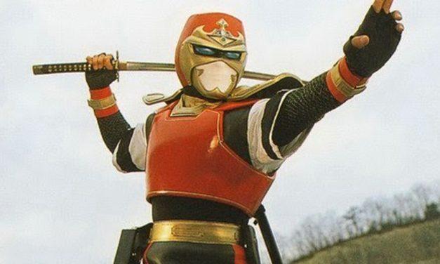 JIRAIYA   Herói está de volta em trailer de Uchu Sentai Kyuranger vs. Space Squad!