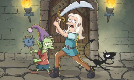 (DES)ENCANTO | Matt Groening chega na Netflix zuando Futurama e Os Simpsons em desenho medieval!