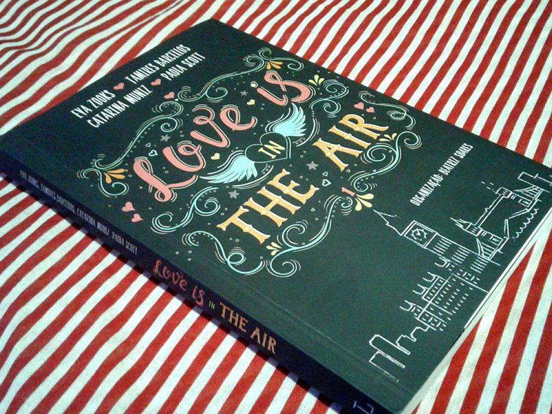 LOVE IS IN THE AIR | Helena Andrade oferece um novo olhar romântico na Madri do século XIX em novo livro!