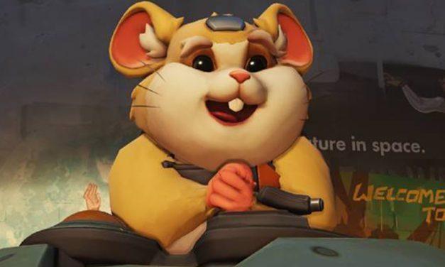 OVERWATCH |  Hammond é o mais novo herói do jogo, e ele é muito fofo!